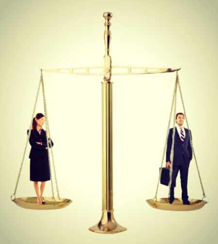 Fim da discriminação no divórcio entre mulheres e homens