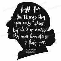 O legado de Ruth Bader Ginsburg e o Dia da Igualdade Salarial.